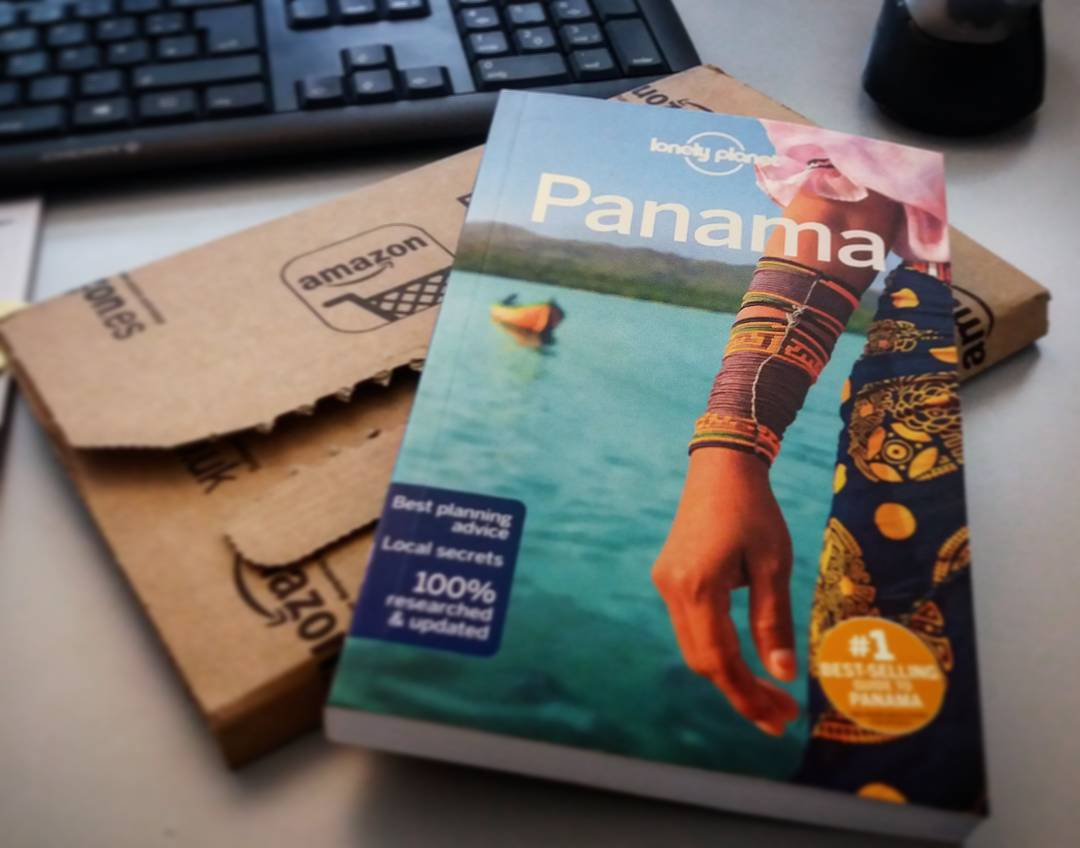 Lonely Planet Panama. Biglietti per Panama