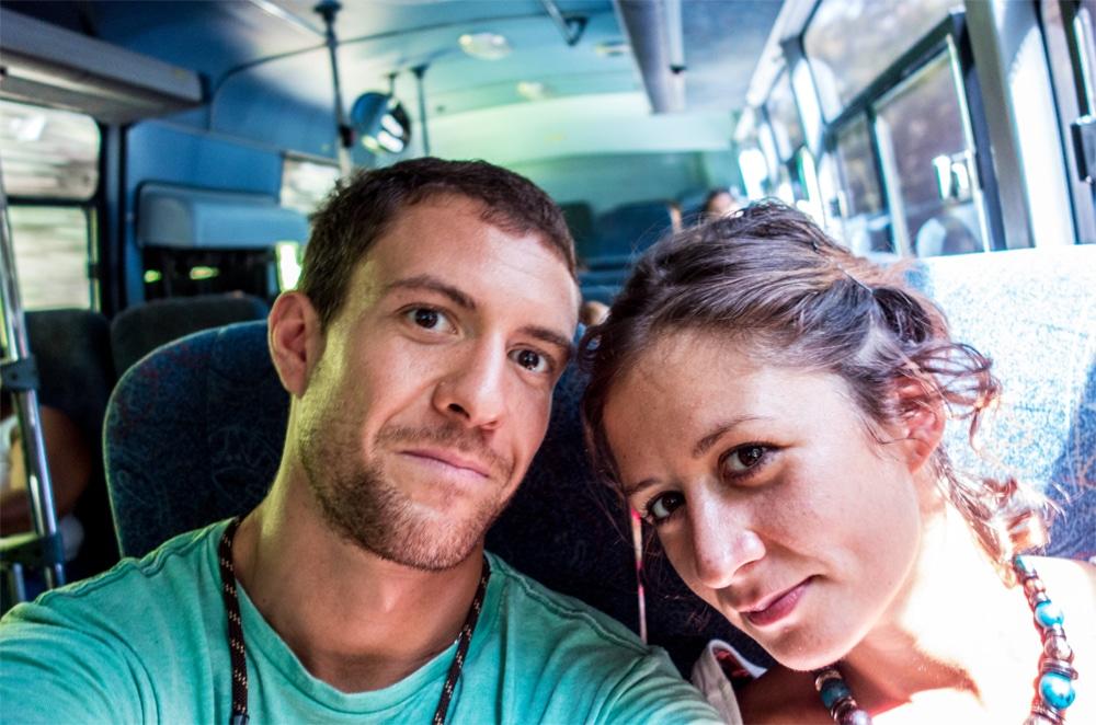 Bus Liberia - Puntarenas
