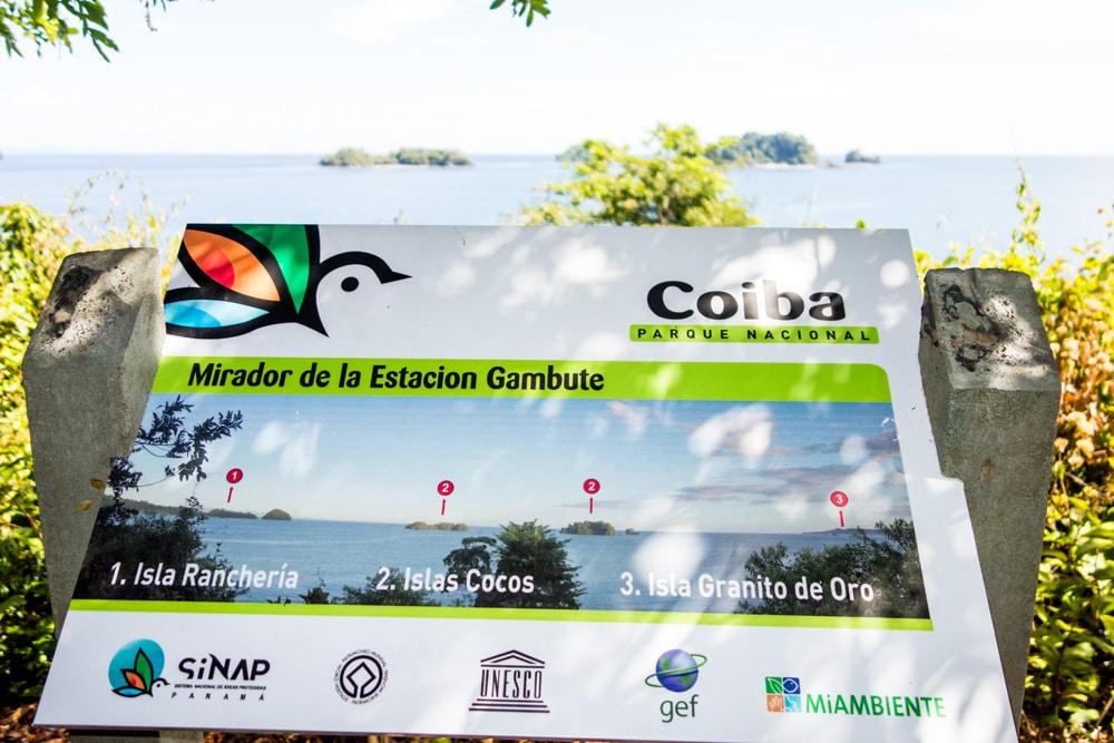 Cartello Isla Coiba