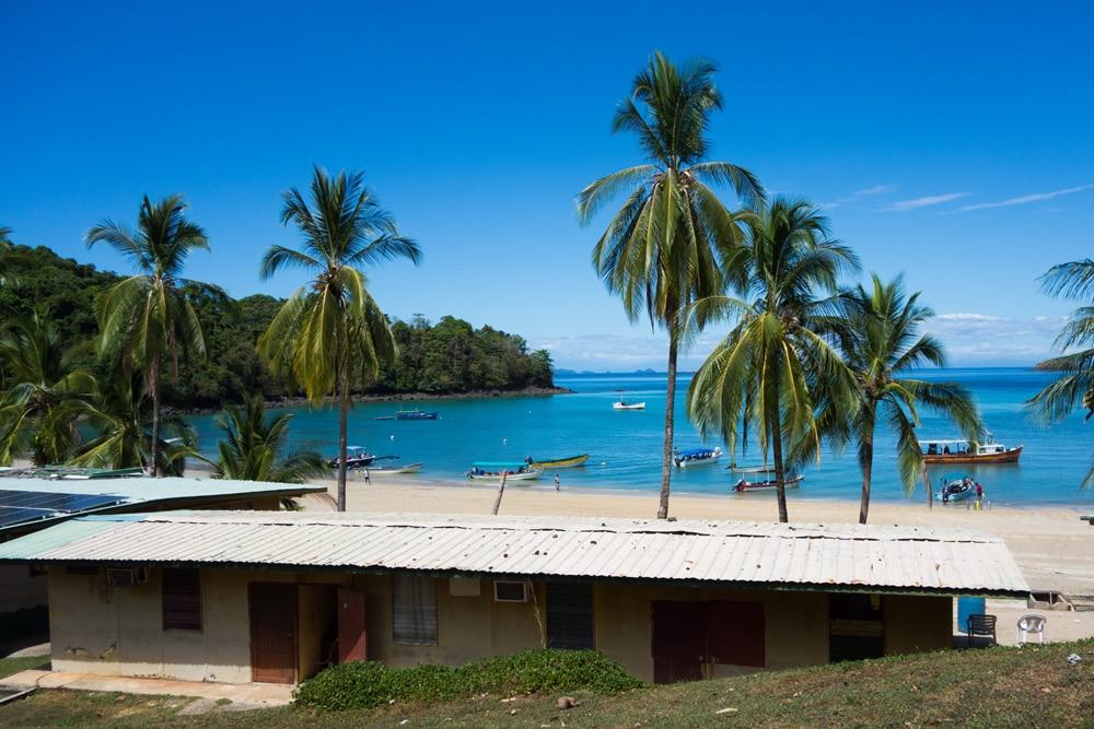 Sede dei rangers su Isla Coiba