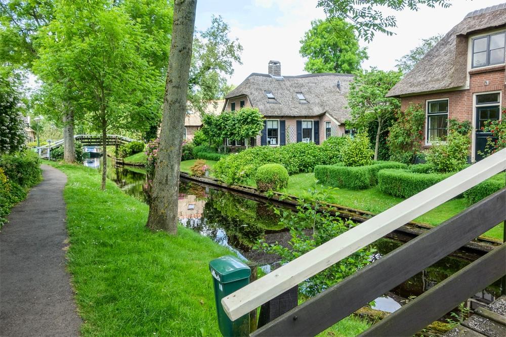 Villaggio di Giethoorn