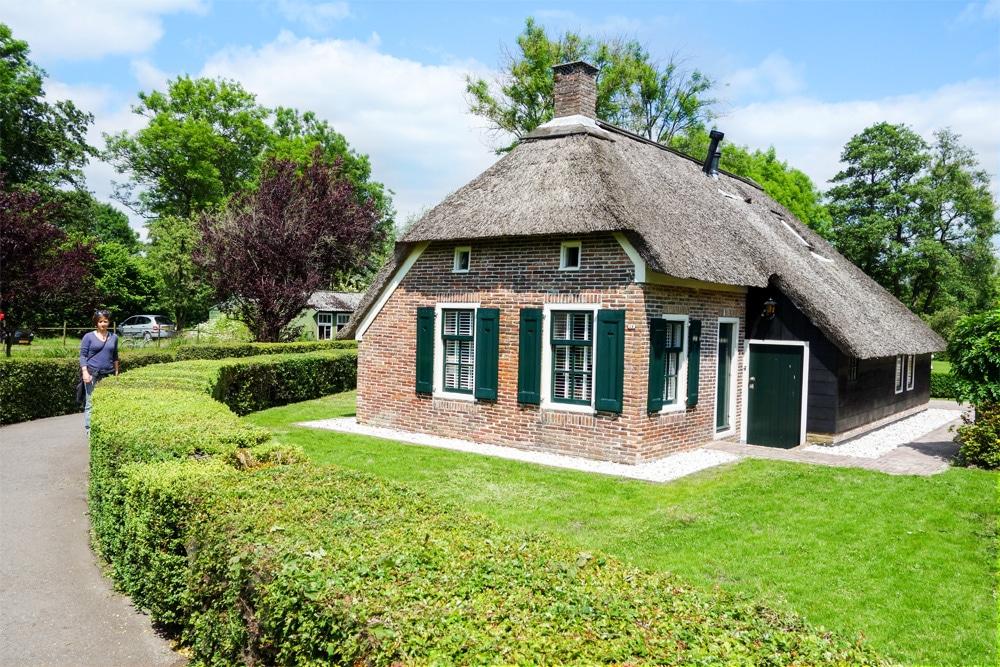 Architettura a Giethoorn