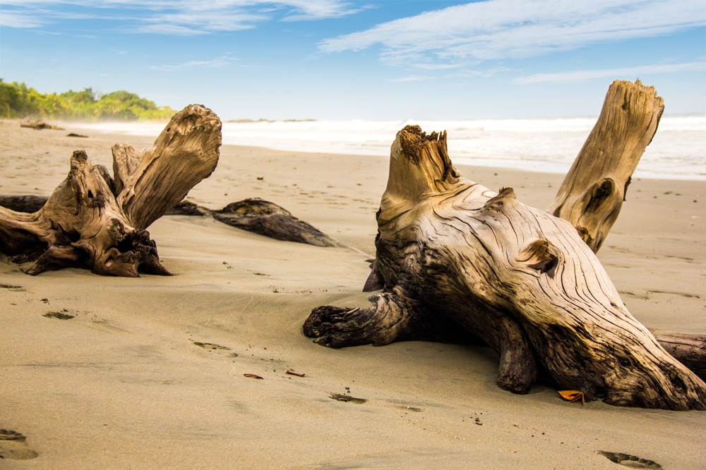 Spiaggia Playa Grande a Montezuma