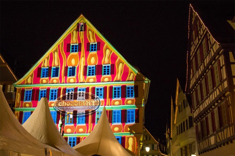 Sagra del cioccolato a Tübingen