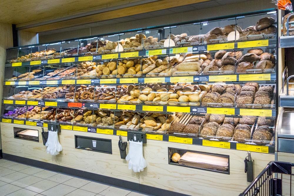 Pane al supermercato...l'incubo degli indecisi
