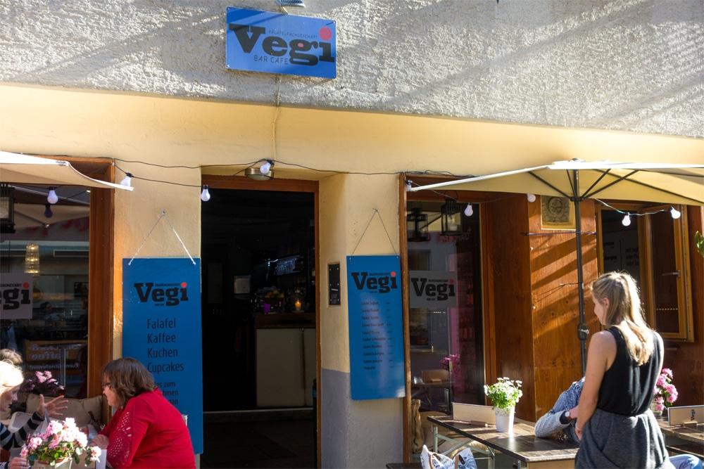 Fast food Vegi