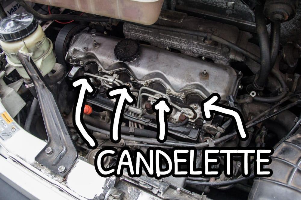 innovative design ff42b 2ff83 Sostituzione delle candelette diesel: 5 suggerimenti utili ...