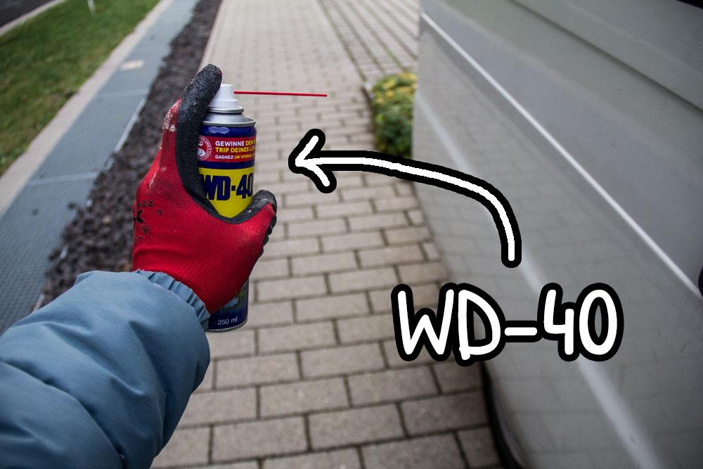 Sbloccante WD-40