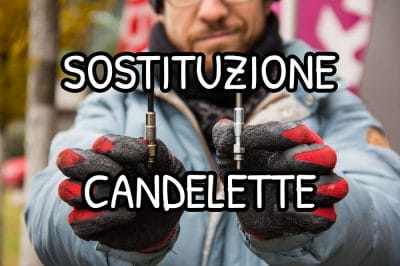 Sostituzione delle candelette Diesel