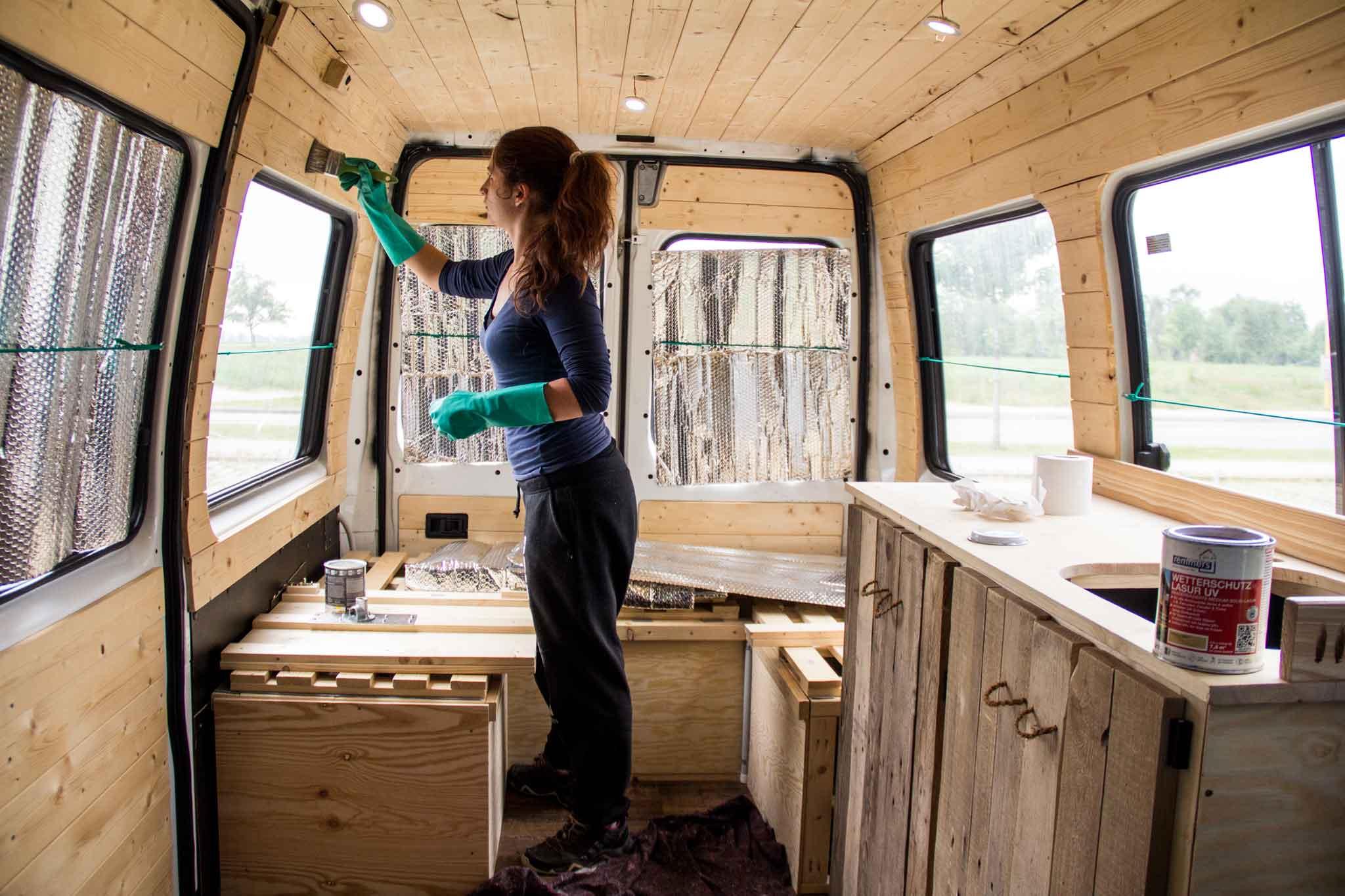 Famoso Furgone camperizzato: come trasformare un furgone in un camper PQ83