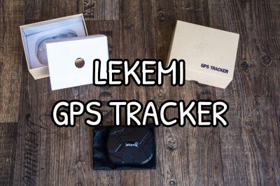 Lekemi GPS tracker