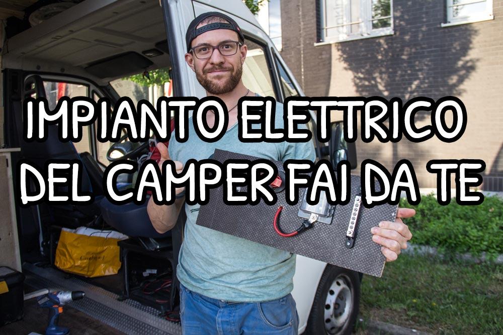 Schema Elettrico Camper : Impianto elettrico del camper cosa devi assolutamente sapere